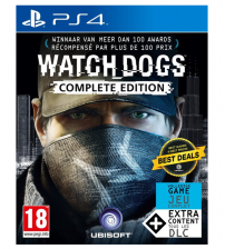Watch Dogs Complete Edition (PS4)