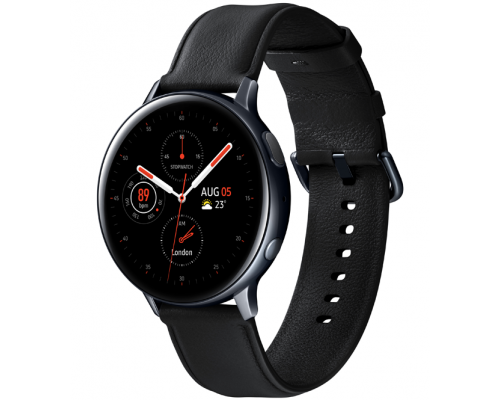 Samsung Galaxy Watch Active2 Stainless Steel 4G / LTE 40mm SM-R835 - Donker Grijs