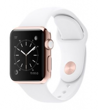 Apple Watch Series 3 42mm Goud