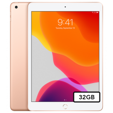 "Apple iPad 2019 10,2"" (7e generatie) - 32GB Wifi + 4G - Rose goud"