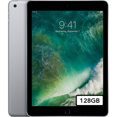 "Apple iPad 2017 9,7"" (5e generatie) - 128GB Wifi - Space Gray"