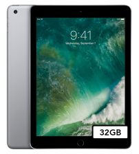 Apple iPad 2017 - 32GB Wifi - Space Gray