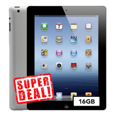 Apple iPad 4 - 16GB Wifi  (Incl. 21% BTW)