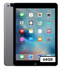 Apple iPad Air - 64GB Wifi + 4G - Space Gray
