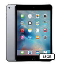 Apple iPad Mini 2 - 16GB WIFI + 4G - Retina - Space Gray