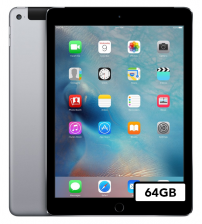 Apple iPad Air 2 - 64GB Wifi + 4G - Space Gray