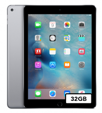 Apple iPad Air 2 - 32GB Wifi - Space Gray