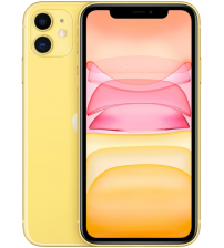 Apple iPhone 11 - 128GB - Geel (NIEUW)