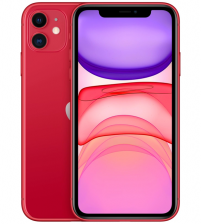 Apple iPhone 11 - 128GB - Rood (NIEUW)