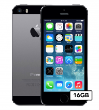 Apple iPhone 5S - 16GB - Space Gray