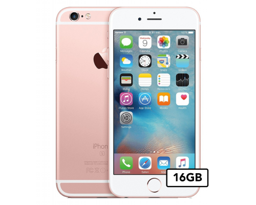 Apple iPhone 6S - 16GB - Rosé Goud