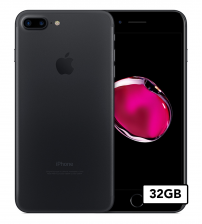 Apple iPhone 7 plus - 32GB - Zwart