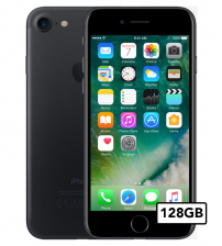 Apple iPhone 7 - 128GB - Zwart