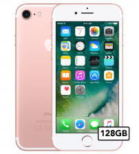 Apple iPhone 7 - 128GB - Rosé Goud