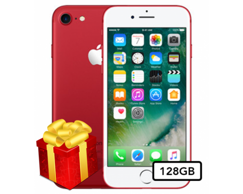 Apple iPhone 7 - 128GB - Rood