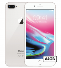 Apple iPhone 8 Plus - 64GB - Zilver