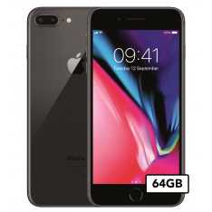 Apple iPhone 8 Plus - 64GB - Space Gray