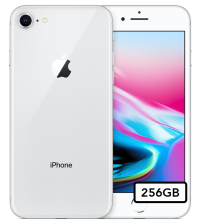 Apple iPhone 8 - 256GB - Zilver