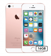 Apple iPhone SE - 16GB - Rosé Goud