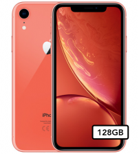 Apple iPhone Xr - 128GB - Coral