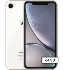 Apple iPhone Xr - 64GB - Apple garantie t/m 15-02-2020 - Wit