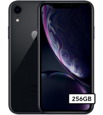Apple iPhone Xr - 256GB - Zwart