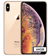 Apple iPhone Xs Max - 64GB - Apple garantie t/m juni 2020 - Goud