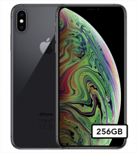 Apple iPhone Xs Max - 256GB - Space Gray