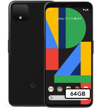 Google Pixel 4 XL - 64GB - Just Black