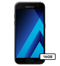 Samsung Galaxy A3 2017 - 16GB - Zwart