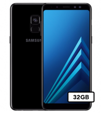 Samsung Galaxy A8 (2018) - 32GB - Zwart