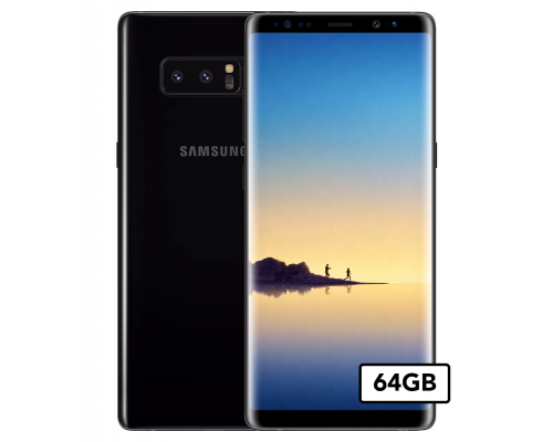 Samsung Galaxy Note 8 - 64GB - Zwart