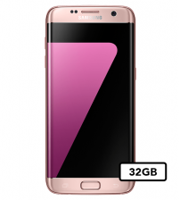 Samsung Galaxy S7 Edge - 32GB - Roze