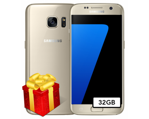 Samsung Galaxy S7 – 32GB – Goud