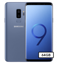 Samsung Galaxy S9 Plus Dual Sim - 64GB - Blauw