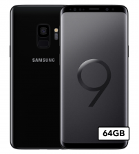 Samsung Galaxy S9 Duo Sim - 64GB - Zwart