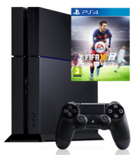 Sony PlayStation 4 500GB - Fifa 16 bundel