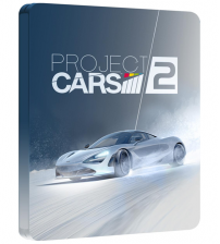 Project Cars 2 Steelbook series (PS4)