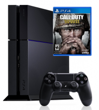 Sony PlayStation 4 500GB - Call of Duty WW2 bundel