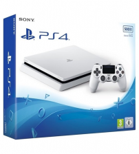 Sony PlayStation 4 Slim 500GB WIT - NIEUW IN DOOS