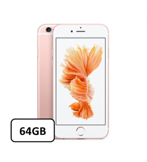 Apple iPhone 6S - 64GB - Rosé Goud