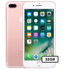 Apple iPhone 7 plus - 32GB - Rosé Goud