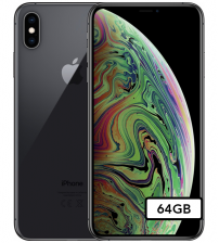 Apple iPhone Xs Max - 64GB - Space Gray