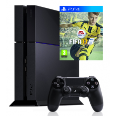 Sony PlayStation 4 500GB - FIFA 17 bundel