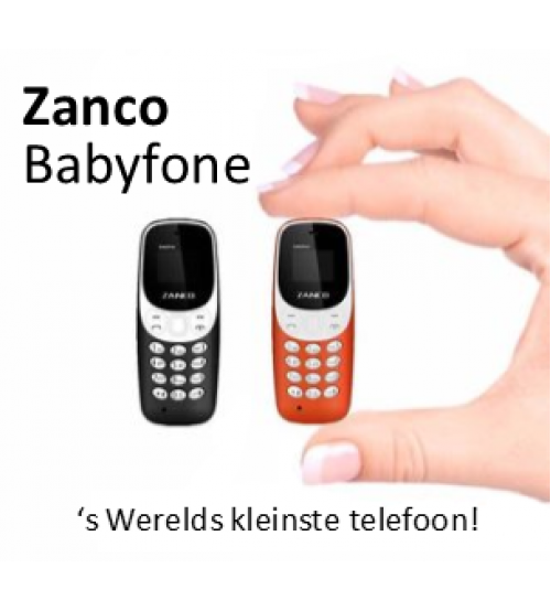 Zanco Babyfone Mini GSM