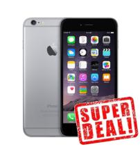 Apple iPhone 6 64GB - Space Gray, Zilver & Goud