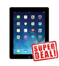 Apple iPad 4 - 16GB WIFI (Incl. 21% BTW)