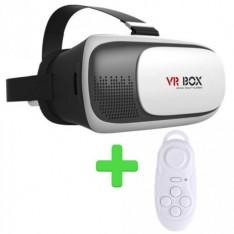 VR Box - Universele Virtual Reality Bril (met afstandsbediening)