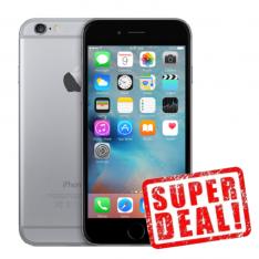 Apple iPhone 6 16GB Space Gray, Zilver & Goud
