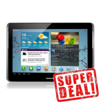 Samsung Galaxy Tab 2 10.1 (WIFI) Zwart